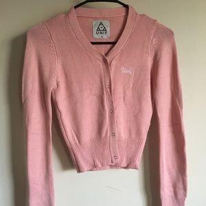 Unit pink Cardigan